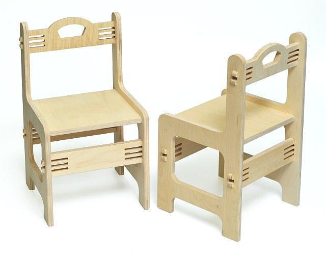 Деревянная детская мебель своими руками 68